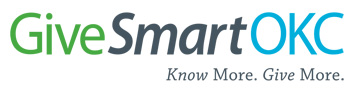GiveSmartOKC logo