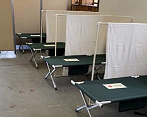Hospital cots